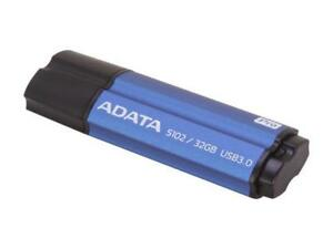 ADATA 32GB S102 Pro Advanced USB 3.0 Flash Drive - $15