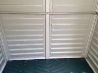 SOLD! Really good condition garden storage shed. Dismantled and ready to collect.