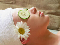 $35 Facial treatment and paraffin treatment (only for women)