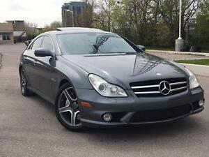 2009 Mercedes-Benz CLS-Class 6.2L AMG CLS63 **NO ACCIDENTS**