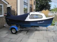 Maxcraft 13 Fishing Boat or Runabout