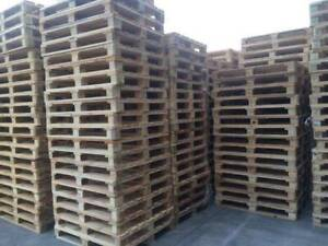 Euro and US Pallets - wooden and plastic Ingleburn Campbelltown Area Preview
