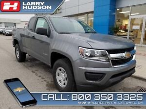 2019 Chevrolet Colorado WT  -  Towing Package