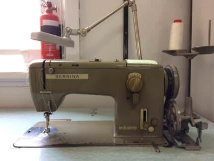 Bernina sewing machine sewing machines gumtree australia free semi industrial bernina 740 11 embroidery machine fandeluxe Images