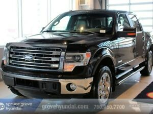 2014 Ford F-150 LARIAT-3.5L V6 ECO BOOST NAVIGATION SUNROOF LEAT