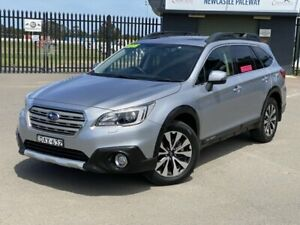 2015 Subaru Outback B6A MY15 2.5i CVT AWD Premium Grey 6 Speed Constant Variable Wagon New Lambton Newcastle Area Preview