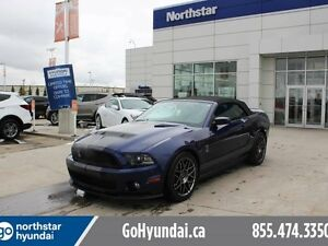 2012 Ford Shelby GT500 Shelby GT500 Track Pack Recaro Seats Ligh