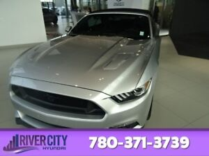 2017 Ford Mustang GT PREMIUM CONVERT Navigation (GPS),  Leather,