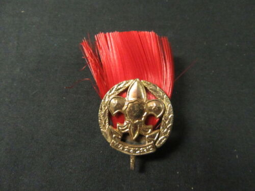 Scouts of Nippon, Japan Red Colored Leader