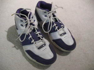 Vintage Nike sneakers 2005 Air Force Max - size 11.5 - vg cond.