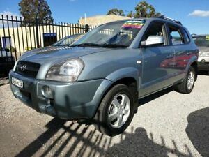 2007 HYUNDAI TUCSON CITY SX 5 SPEED WAGON,3 MONTHS REGO, WARRANTY, SERVICED,REDUCED!! North St Marys Penrith Area Preview