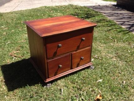 2 COCO REPUBLIC BEDSIDE DRAWER UNITS Hunters Hill Hunters Hill Area Preview