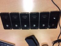 6 partially working iphone 4s handsets