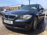 stunning great value bmw 320d, leather seats! automatic!!