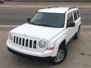 2011 Jeep Patriot North Edition **ACCIDENT FREE**