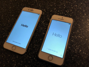Iphone 4s & Iphone 6 in near mint condition for sale