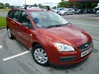 2007 Ford Focus 1.6TDCi Studio diesel estate only 64958 miles shrewsbury