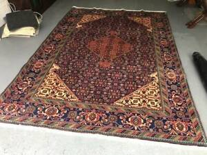 Genuine Persian Tabriz Hand Knotted Wool 210*295