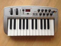 M-Audio Oxygen 8 25-key USB Midi Keyboard Controller