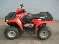 2009 Polaris Sportsman 90 Red