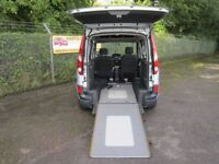 Renault Kangoo 1.6 Expression Petrol With Wheelchair Conversion (cosmic grey) 2012