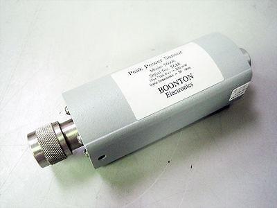 Boonton 56006 Peak Power Sensor 0.5 - 6 Ghz 50 Ohm