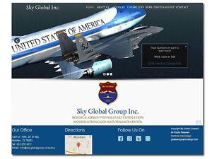 WordPress website and online store design services