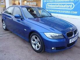 BMW 320 2.0TD 2010 EfficientDynamics Full S/H 8 stamps NAV 1 former keeper P/X