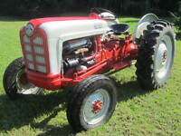 Ford 840 Powermaster Tractor: Restored