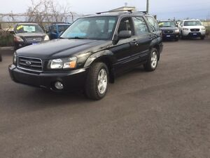 Subaru Forester 2.5XS AWD  COMES  SAFETY AND E-TESTED
