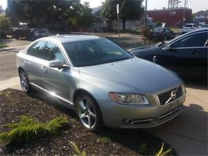 2010 Volvo S80 T6 All Wheel Drive, Excellent Condition