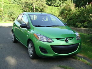 2011 Mazda2 92 000 km - Superbe condition