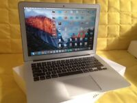 Macbook Air 6.2, 2014, like new for sale.