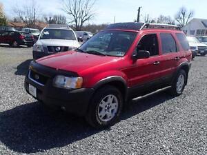 2003 Ford Escape XLT VUS