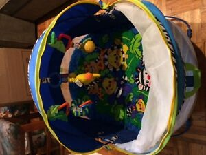 Fisher Price Dome playpen with net