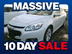2016 Chevrolet MALIBU LIMITED LTZ ( MASSIVE 10 DAY SALE! )