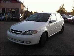 2007,Chevrolet,Optra, Automatique