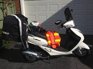 2008 Bolwell Sym Scooter Mont Albert North Whitehorse Area Preview