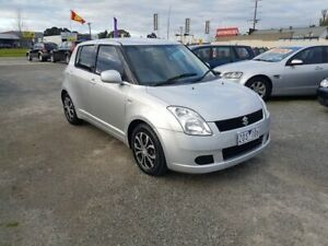 2006 Suzuki Swift EZ Silver 5 Speed Manual Hatchback Officer Cardinia Area Preview