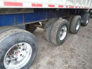 2007 STARGATE 44'FT ALUMINUM 4 AXLE SPIFF END DUMP Kitchener / Waterloo Kitchener Area image 8
