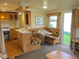 STATIC CARAVAN BY THE SEA DG AND HEATING NR GREAT YARMOUTH AND THE BROADS NOT KINGS LYNN OR KENT