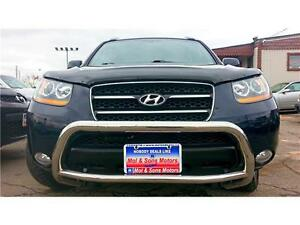 2008 HYUNDAI SANTA FE Limited 3.3L,GRILL,LEATHER