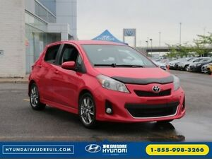 2012 Toyota Yaris SE AUTO A/C GR ELECT BLUETOOTH MAGS