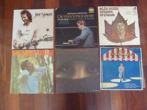 6 vinyl records, $3 each Bedford Bayswater Area Preview