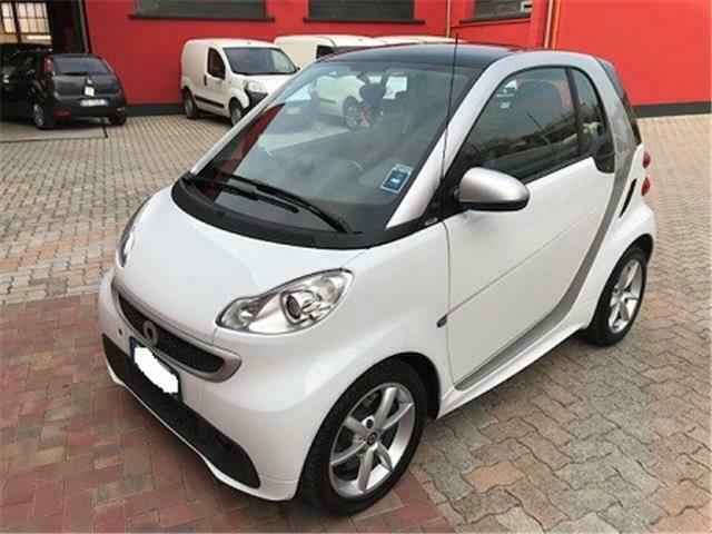 SMART Fortwo fortwo 800 40 kW coupé pure cdi