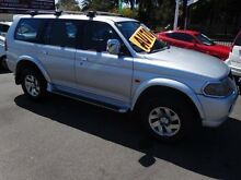 2003 Mitsubishi Challenger PA-MY03 LS (4x4) Silver 4 Speed Automatic 4x4 Wagon Waratah Newcastle Area Preview