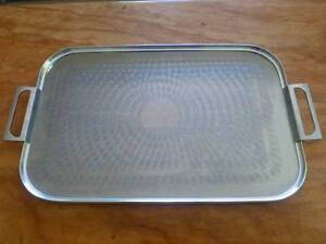 VINTAGE SILVER-PLATED TRAY Donnybrook Donnybrook Area Preview