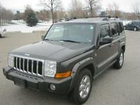 2006 Jeep Commander 7 seats, Nav, DVD, 10 out of 10!