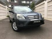 2005 Honda CR-V RD MY2005 4WD Grey 5 Speed Automatic Wagon Zetland Inner Sydney Preview