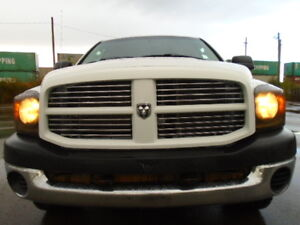 2008 Dodge Power Ram 1500 BIG HORN EDITION-LEATHER-QUADECAB-HEMI